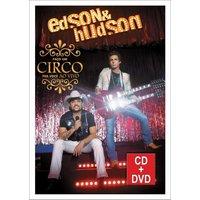 Edson & Hudson - Faço Um Circo Pra Você - ao Vivo - DVD + CD