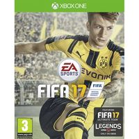 Game FIFA 17 EA Xbox One Microsoft