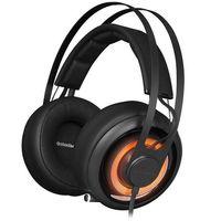 Headset para PC Steelseries Siberia Elite Prism Jet Black 51191 P2 Preto