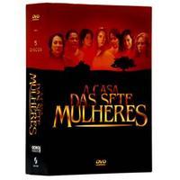 A Casa das Sete Mulheres 5 DVDs - Multi-Região / Reg.4