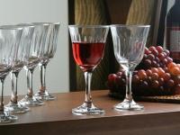 Conjunto de Taças para Vinho Nadir Figueiredo Lírio 6 Peças