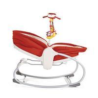 Cadeira para Bebê Tiny Love Vibratória e Balanço 3 em 1 Rocker Napper Vermelho D0194