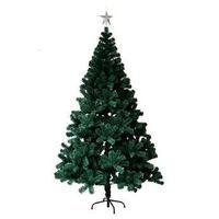 Árvore de Natal Pinheiro Suiço 1,8M com 580 Galhos Verde Yangzi