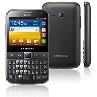 Celular Samsung Galaxy Y Pro Duos GT-B5512B Desbloqueado GSM Dual Chip Preto + Cartão 2GB