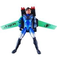 Max Steel Max Equipamento Aéreo  Asa Verde Mattel