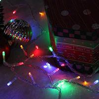 Cordão Luminoso Taschibra Festão 8F 480 Leds Colorido 110V