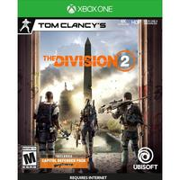Jogo Tom Clancy's The Division 2 Xbox One Microsoft