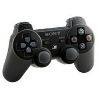 Controle Sony Dual Shock 3 Wireless p/ Playstation 3 Preto