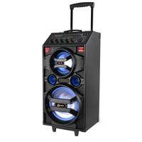 Caixa Amplificadora Multiuso Lenoxx CA318 300W + Microfone sem Fio