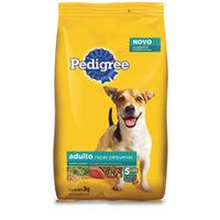 Ração para Cães Pedigree Raças Pequenas 3kg