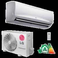 Ar Condicionado Split Lg Libero E+ Inverter 9.000 Btus Frio USNQ092WSG3 / USUQ092WSG3 220V