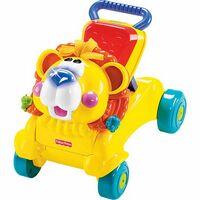 Andador Go Baby Go Leão Fisher-Price Mattel