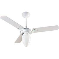 Ventilador de Teto Ventisol Wind Branco 3 Pás CV3 Premium