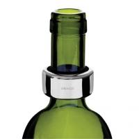Anel Aço Inox Para Garrafa De Vinho Brinox