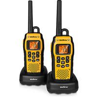 Rádio de Comunicação Fun Twin Waterproof 9,6km Intelbras