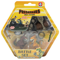 Predasaurs Battle Set Estrela