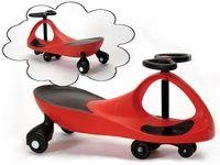 Plasmacar Ki-legal Brinquedos Vermelho