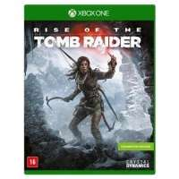 Rise of the Tomb Raider Xbox One Microsoft