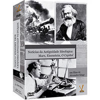 Noticias Da Antiguidade Ideológica Marx Eisenstein O Capital 3 DVDs- Multi-Região / Reg.4