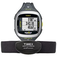 Relógio Run Trainer 2.0 GPS Timex T5K743RA/TI Cinza