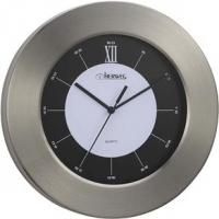 Relógio de Parede Quartz Aluminio 29x29x4cm