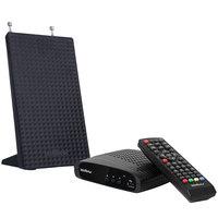 Conversor e Gravador Digital HDTV Intelbras CD 636 + Antena Interna Digital