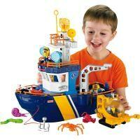 Imaginext - Super Navio Aventura Fisher Price Mattel (cópia de)