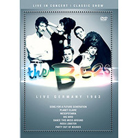 The B-52S:Live Germany 1983 - Multi-Região / Reg. 4