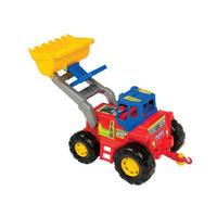 Trator Magic Toys Truck 5001 Vermelho