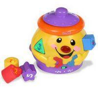 Potinho de Formas Aprender e Brincar Fisher-Price Mattel