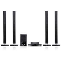 Home Theater Blu-Ray LG HB965TXW