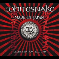 Whitesnake Made In Japan Deluxe Edition DVD + CD Duplo Multi-Região Reg.4