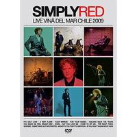 Simply Red Live Vinã Del Mar Chile 2009 - Multi-Região/Reg.4