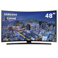 Smart TV LED Curved 48\