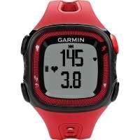 Relógio Garmin Monitor Cardíaco Forerunner 15 com GPS Vermelho