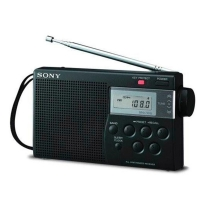 Radio Portátil Digital Sony ICF-M260