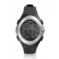 Monitor Cardíaco Atrio Touch ES094 Preto e Cinza