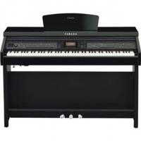 Piano Digital Clavinova Yamaha Preto CVP701PE