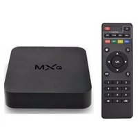 Receptor Smart Tv Iptv Wifi Hdmi Quad Core Mxq Android Netflix Youtube