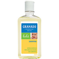 Shampoo Bebê Granado Tradicional 250ml