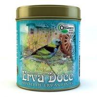 Chá Erva Tribal Brasil Doce Orgânico Erva Doce 100g