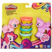 Massinha Play-Doh Hasbro Estampa Pônei