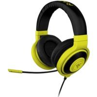 Headset Razer Kraken Pro Neon Games e Softwares Yellow