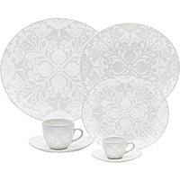 Aparelho de Jantar Oxford Porcelanas Porcelana Lace 30 Peças