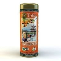 Chá Tribal Brasil Erva Mate Orgânico Mandarina com Especiarias 54g