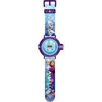 Relógio Digital Projetor Intek Frozen