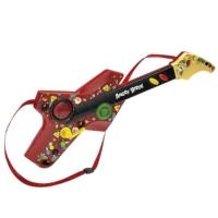 Guitarra Infantil Fun Radical Angry Birds 7699-9 Vermelha