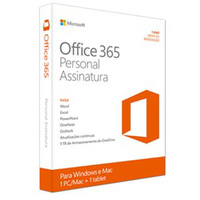 Microsoft Office 365 Personal 2 Licenças