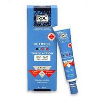 Creme Anti-Rugas RoC Retinol Vitaminas A+C+E Triple Action 30 ml