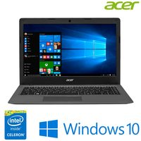 Notebook Acer Cloudbook AO1-431-C3WF Celeron N3050 Dual Core 1.6GHz 2GB 32GB Windows 10